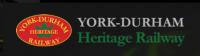 York Durham Heritage Railway Logo