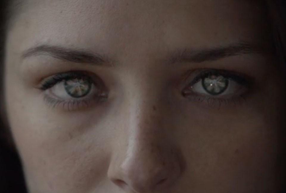 Eyes that mesmerize